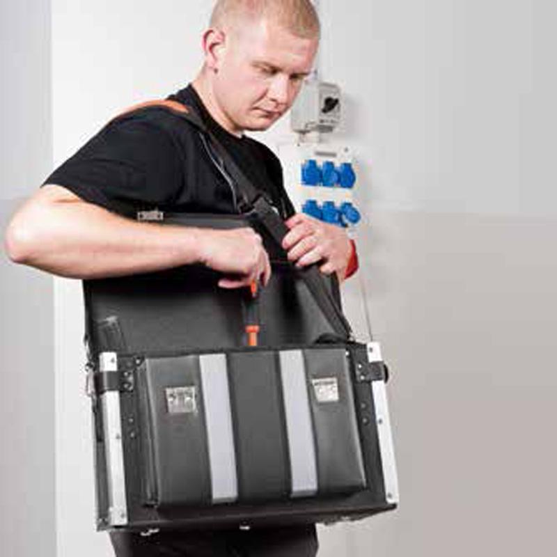 Bahco Valigia per utensili in cuoio e09f2afe5c7