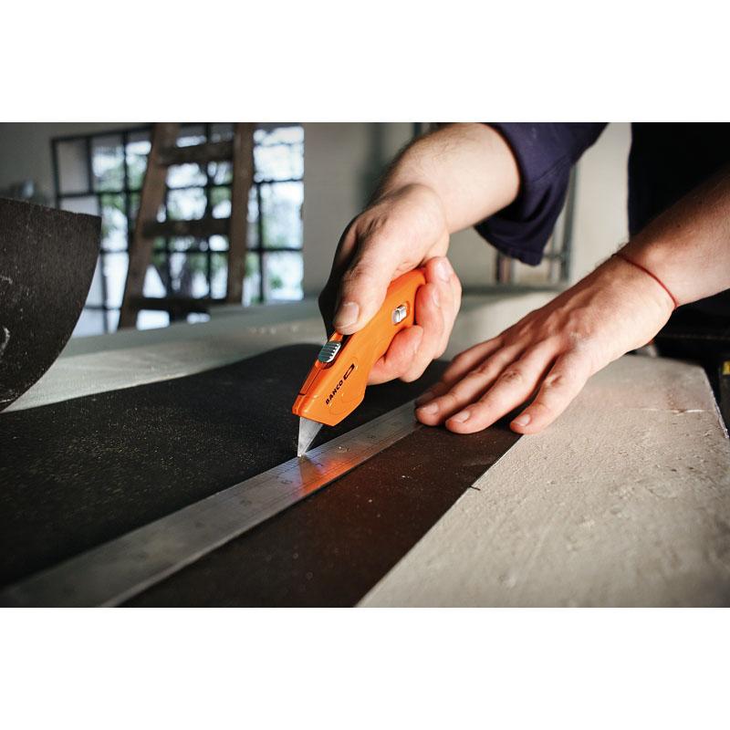 bahco cuttermesser mit einziehbarer klinge kgru 01 profi werkzeuge. Black Bedroom Furniture Sets. Home Design Ideas